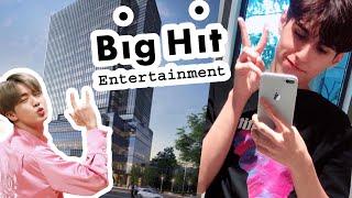 Baixar BTS'İN ŞİRKETİ BIGHIT'E GİTTİM! | KORE VLOG #5