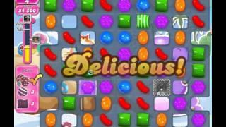 Candy Crush Saga level 1634要用手掌才過關