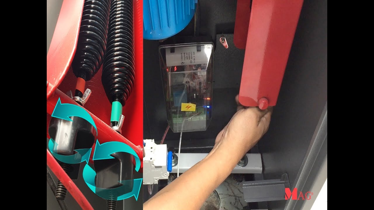 auto gate wiring diagram malaysium [ 1280 x 720 Pixel ]