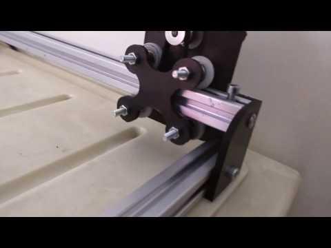 Mini CNC machines DIY under $50 by Arduino