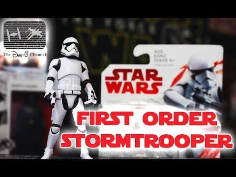 Star Wars Force Link First Order Flametrooper Figure
