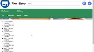 CSS3 FlexBox - Website From Scratch Navbar CSS