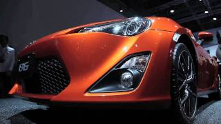 2013 Toyota 86 First Look - Tokyo Motor Show 2011
