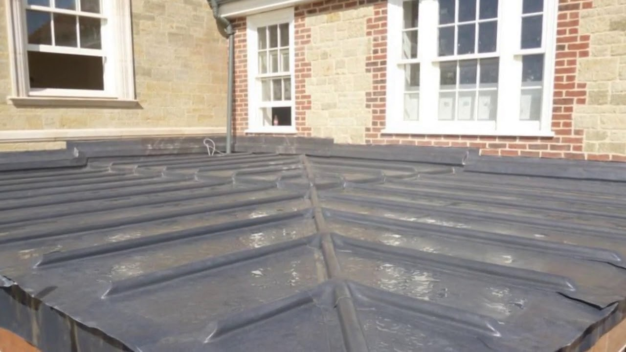 Lead Flat Roof Alternatives Design For Home Youtube
