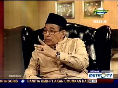 1433H Surat #9 At Taubah Ayat 23-35 - Tafsir Al Mishbah MetroTV 2012