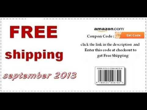 free shipping amazon coupons promotional codes