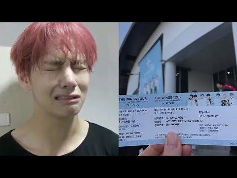 Как купить билет на BTS?