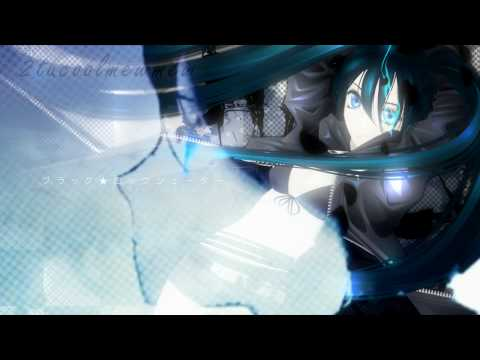 BLACK ★ ROCK SHOOTER English (Lyrics)