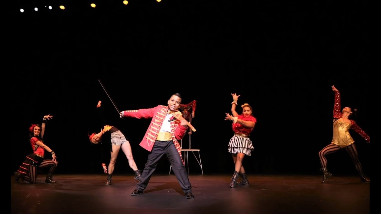"""Download """"The Greatest Show"""" - The Greatest Showman Tyler Butler-Figueroa Violinist #AGT & Elevate Dance Crew"""