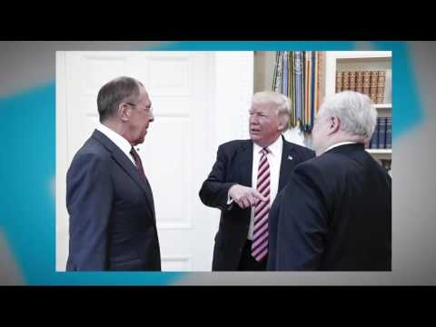 Trump allows Russian media, bans American journalists, in Oval Office meeting