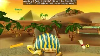 TAS Anubis II WII in 2:17 by CoolKirby