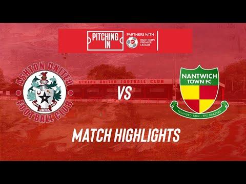 Ashton Utd Nantwich Goals And Highlights