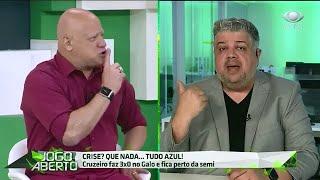 Jogo Aberto – 12/07/2019 – Debate