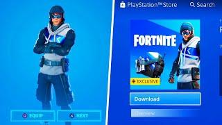 NEW *FREE* SKIN PACK NOW in Fortnite!