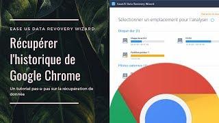 Récupérer l'historique de Google Chrome