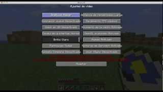Como hacer que minecraft vaya mas rapido, sin lag, con mas fps. Parte 1