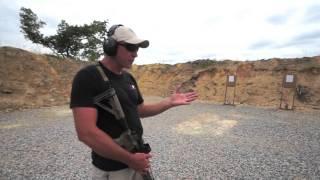 Frank Proctor of Way of the Gun demos the Brass Monkey