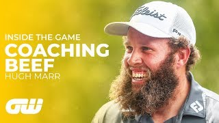 """What Is It Like to Coach Andrew """"Beef"""" Johnston? 