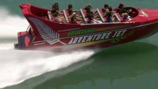 Auckland Adventure Jet - The Original Auckland Jet Boat Company