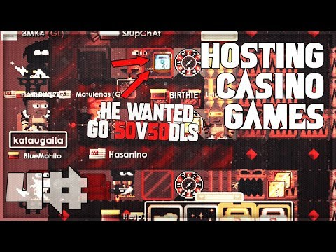HOSTING BIG CSN/QQ GAMES - GROWTOPIA #4