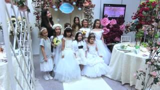 Выступление детей Play-fashion JUNIOR на выставке «СВАДЬБА»