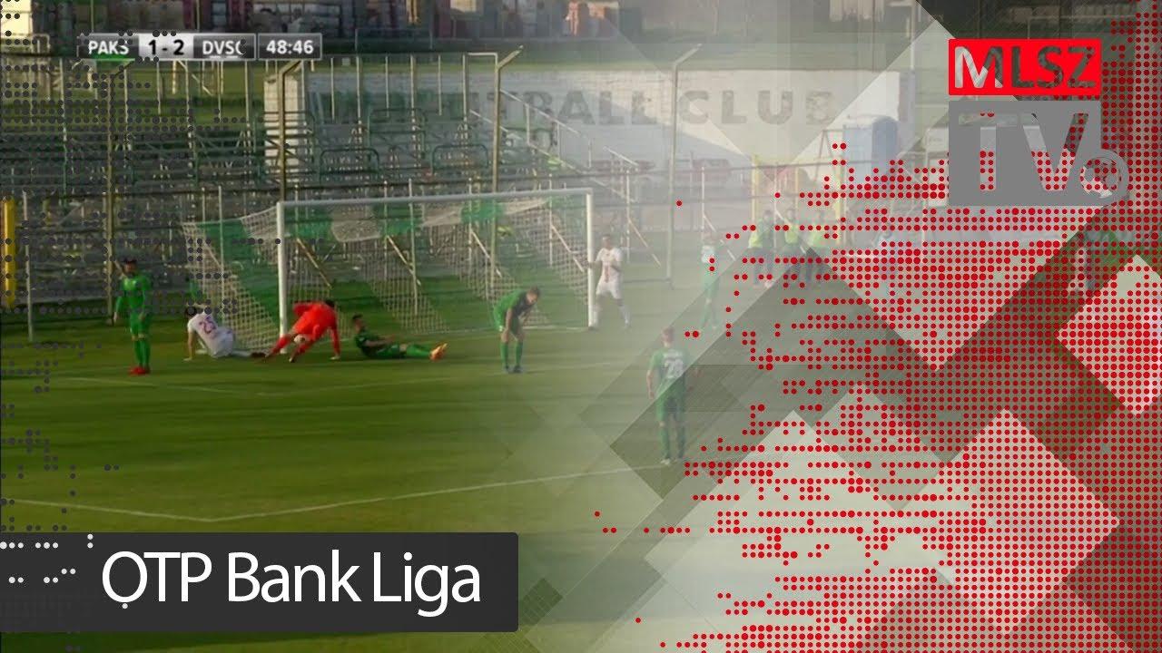 Paksi FC - DVSC | 2-5 (0-2) | OTP Bank Liga | 25. forduló | 2017/2018 | MLSZTV