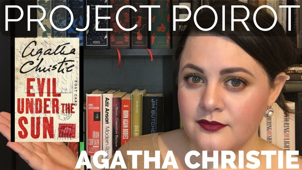 Download EVIL UNDER THE SUN by Agatha Christie | Project Poirot SPOILER FREE Review