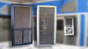 Ventura, Oxnard, CA, screen doors, sliding, swinging, retractable, security, storm, pet, door