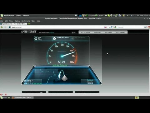 COGECO 55 ULTIMATE INTERNET SPEEDTEST !!!