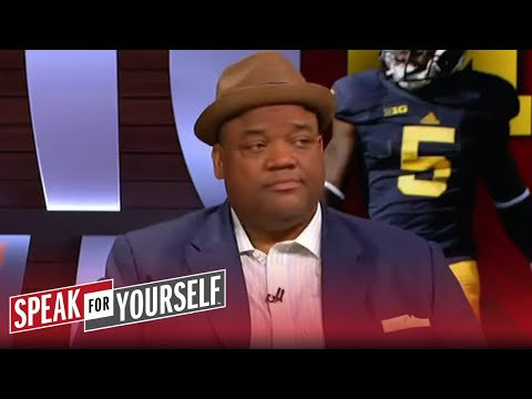 Michigan needs to beat Ohio State and MSU before they're a playoff team | SPEAK FOR YOURSELF