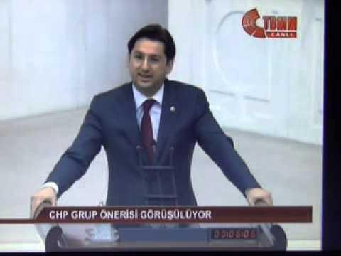 CHP Bursa Milletvekili Aykan Erdemir