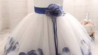 Beautiful  dress desgins for little girls//latest dress desgins