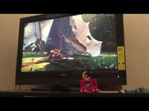 Mr Peabody And Sherman Penny And Sherman Crash Tree (Audio DVS)