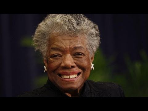 Angelou Reads 'On the Pulse of Morning'