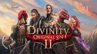 Divinity Original Sin II 1 - Корабль-тюрьма