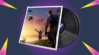 Fortnite The End Music Pack 1 Hour!