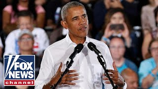 Obama hits the campaign trail for Nevada Democrats