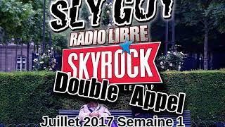 Double Appel   Juillet 2017 Semaine 1