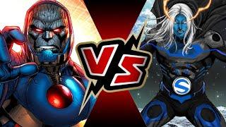 Darkseid VS Death Seed Sentry | BATTLE ARENA