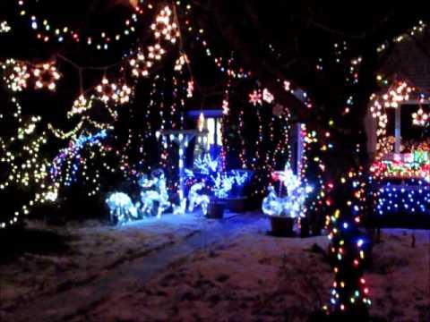 Saskatoon Christmas lights Twinkle Tour
