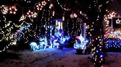 Saskatoon Christmas lights Twinkle Tour