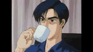 "[Initial D] Takahashi Ryosuke Demonstrates His ""Fastest Driver Theory"""