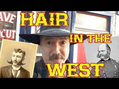 Hair Styles in the Victorian West
