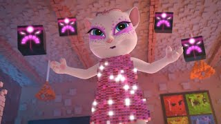 New! The Digital Queen - Talking Tom And Friends | Season 4 Episode 2