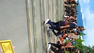 Longest Bamboo Line In Magunatip Dance Smk Entabuan Tenom