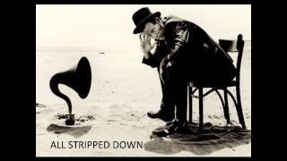 "TOM WAITS - ""All Stripped Down"""