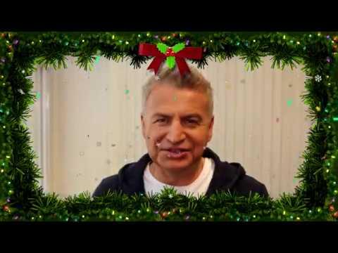 Поздравление зрителей телеканала TVMChannel от Леонида Агутина