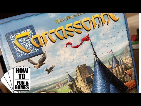 How to Play Carcassonne |