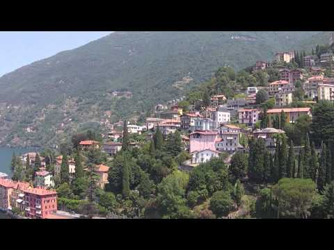 Italy by drone - Bellano