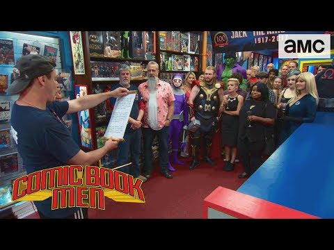 """Happy 100th Birthday to Jack 'The King' Kirby"" Talked About Scene Ep. 703 